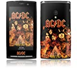 Music Skins Sony Ericsson Xperia 用フィルム  AC/DC - Highway  Sony Ericsson Xperia   MSXPERIA0007