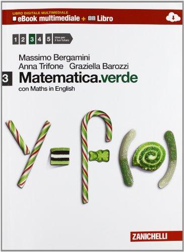 Matematica.verde. Con Maths in english. Con e-book. Con espansione online. Per le Scuole superiori. Con DVD-ROM: 3