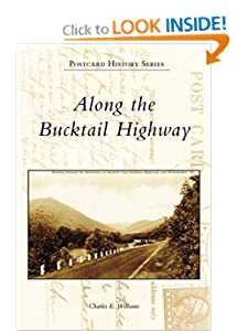 Along the Bucktail Highway (Postcard History: Pennsylvania) Charles E. Williams