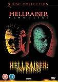 echange, troc Hellraiser Bloodline/Hellraiser: Inferno [Import anglais]