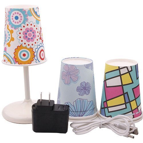 Plug In Night Light With Shade front-1038492