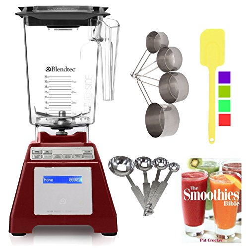 Vegan kitchen tools: Blendtec TB-631-25 Total Blender