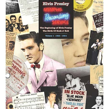 Elvis Presley - Memphis Recording Service - the Birth of Rock N