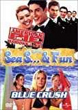 echange, troc Coffret Sea, S... and Fun ! - American Pie 3 - Marions-les ! /  Blue Crush