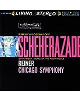 Rimski-Korsakov : Shéhérazade - Stravinski : Le Chant du Rossignol