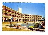 Gran Hotel Carlos III Postcard Alcanar Playa Spain