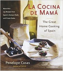 Cooking of Spain: Penelope Casas: 9780767912228: Amazon.com: Books