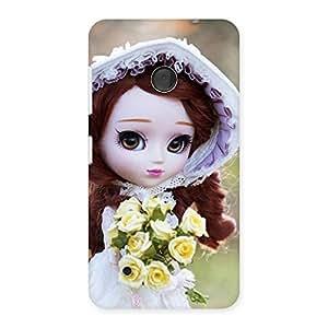 Delighted Bride Angel Doll Multicolor Back Case Cover for Lumia 530