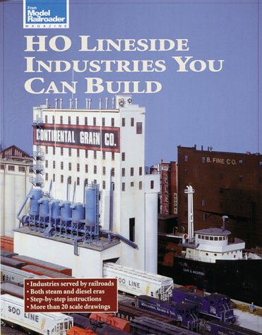 HO Lineside Industries You Can Build (Model Railroader)