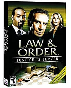 Law & Order: Justice is Served - PC