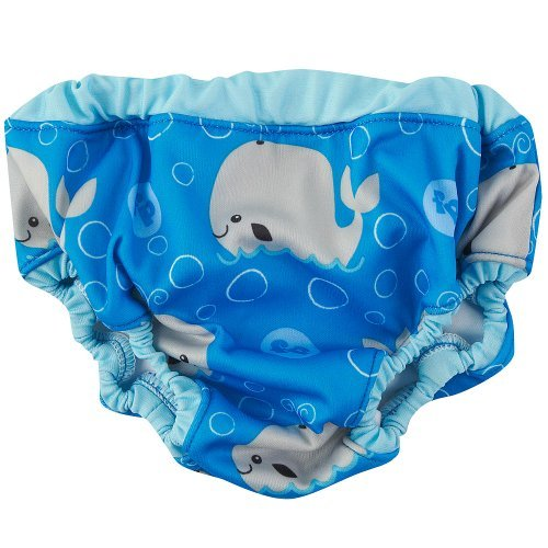 Fisher-Price Water Bottoms (Small/Medium, Blue)