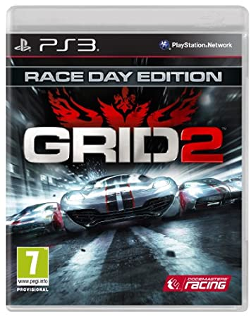 Grid 2 - Race Day Edition (PS3)