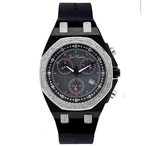 Joe Rodeo crotalo reloj de Hombre - Panamá negro 2.15 estación