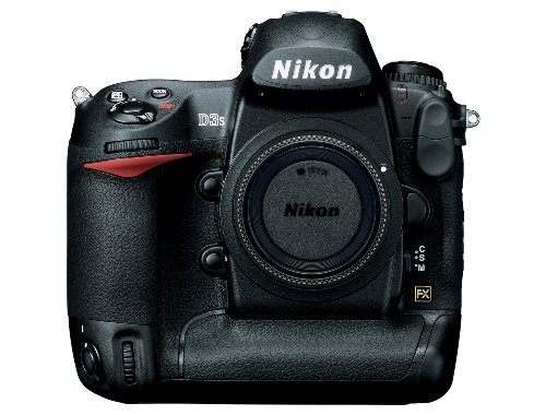 Nikon D3S (Body Only) is the Best Digital SLR Camera Overall