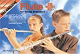 img - for CP69235 - Progressive Flute Method for Young Beginners Book/CD (Progressive Young Beginners) book / textbook / text book