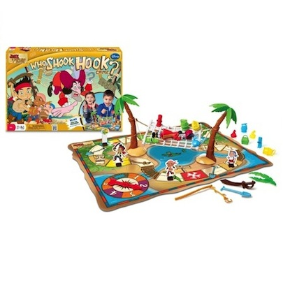 Disney Jake and the Never Land Pirates Who Shook Hook Game Beauty Shot