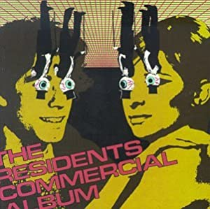 Cover of &quot;Commercial Album&quot;