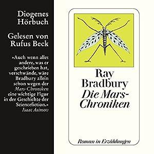 Die Mars-Chroniken Hörbuch