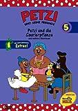 Petzi und seine Freunde 05: Petzi und die Saurierpflanze und weitere Abenteuer