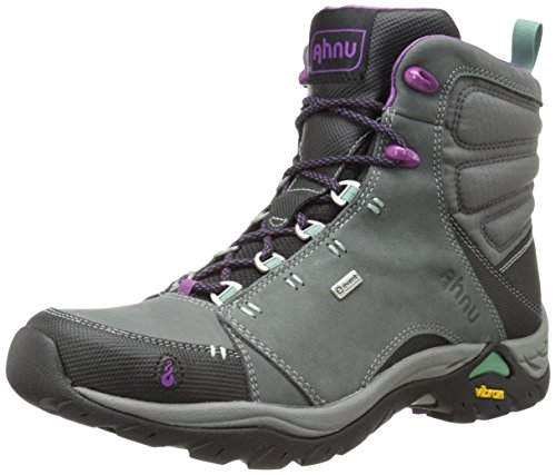 Ahnu Women's Montara Rain Boot, Dark Grey