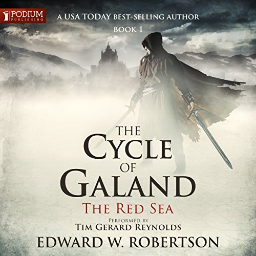The Red Sea: The Cycle of Galand, Book 1