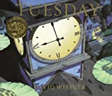 Tuesday (Turtleback School & Library Binding Edition) (061303614X) by Wiesner, David