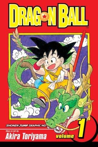 Download Dragon Ball, Vol. 1 (SJ Edition): The Monkey King (Dragon Ball: Shonen Jump Graphic Novel)