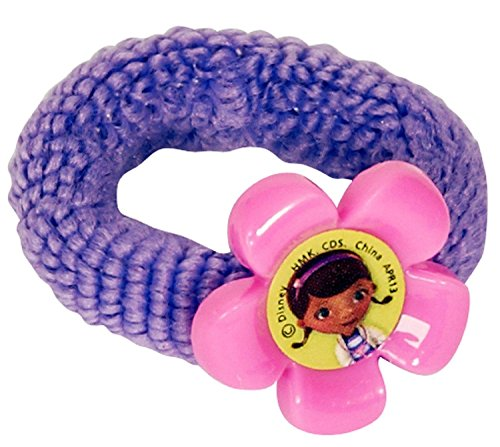 Disney Doc McStuffins Party Hair Bands - 4 per Pack