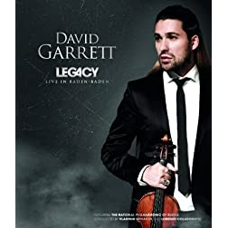 Legacy Live in Baden: Baden [Blu-ray]