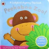 img - for Peekaboo Zoo book / textbook / text book