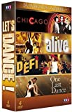 echange, troc Let's Dance ! - Coffret - Chicago + Alive + Le défi + One Last Dance