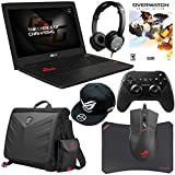 "ASUS ROG STRIX GL502VY-DS74 (i7-6700HQ, 16GB RAM, 256GB SATA SSD + 1TB HDD, NVIDIA GTX 980M 8GB, 15.6"" Full HD, Windows 10) Ultraportable Gaming Notebook"