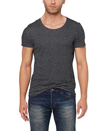 s.Oliver Denim T-Shirt Manica Corta [Grigio]