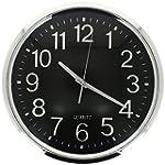 Promobo -Grande Horloge Silencieuse D...