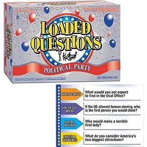 Loaded Questions: Adult Version: Funagain Games