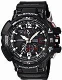 [カシオ]Casio 腕時計 G-SHOCK ジー・ショック SKY COCKPITシリーズ タフ・ムーブメント スマート・アクセス搭載 世界6局対応 電波ソーラーウォッチ GWA11001AJF メンズ