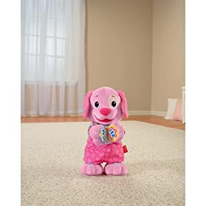 Fisher-Price Fisher Price Laugh N Learn Pink Dance N Play Puppy at Sears.com