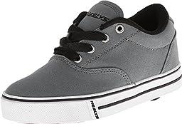 Heelys Boy\'s Launch (Little Kid/Big Kid/Adult) Grey Sneaker Men\'s 7 M