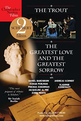 Franz Peter Schubert - The trout / The greatest love and the greatest sorrow (+booklet)