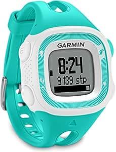 Garmin Forerunner 15, Teal/Whitew. Heart Rate Monitor