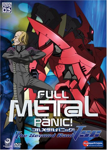 Full Metal Panic 3: Second Raid - Tatical Ops 03 [DVD] [Region 1] [US Import] [NTSC]