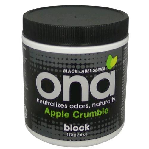 Ona Block Black Label Series Apple Crumble 6 Oz front-975319