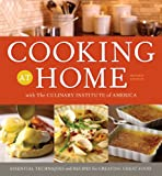 img - for Cooking at Home with the Culinary Institute of America, Revised Edition book / textbook / text book