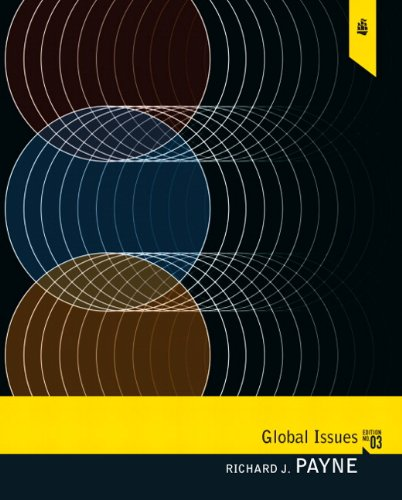 Global Issues (3rd Edition) (Mysearchlab Series for...