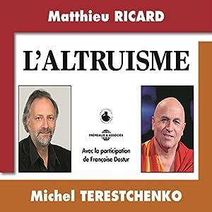 L'altruisme Discours