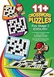 Ash Sharma SKIPS 11+ CrossWord Puzzles Key Stage 2 English