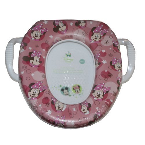 Disney Baby Minnie Mouse Soft Potty Seat