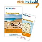 Fuerteventura: Mit Kartenatlas im Buch und Extra-Karte zum Herausnehmen: Corralejo - Goldgelbe Dünen / Betancuria...