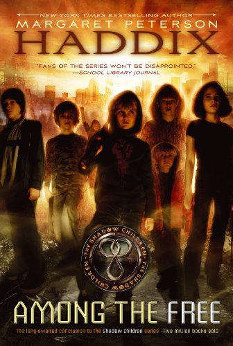 Cover of Among the Free (Shadow Children)