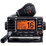 Standard Horizon GX1700B Standard Explorer GPS VHF Marine Radio - Black